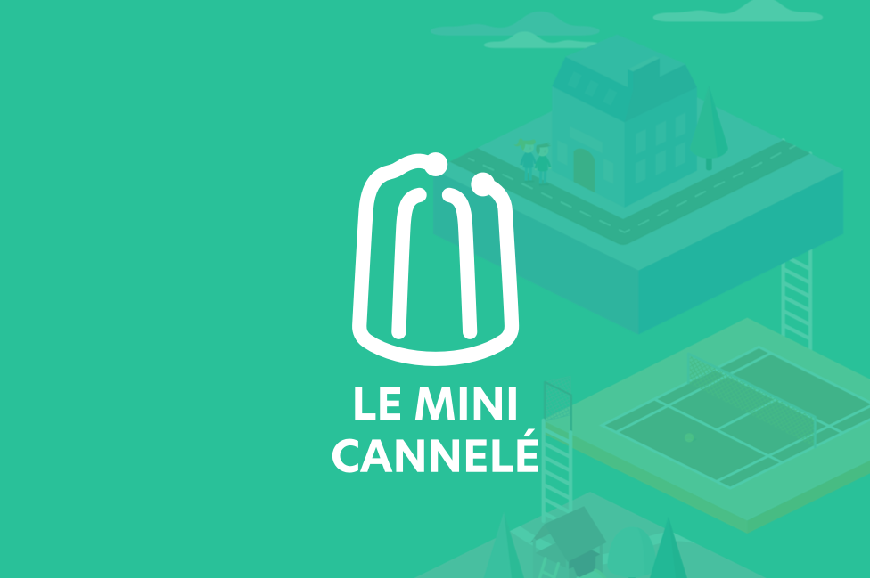 Le Mini Cannelé